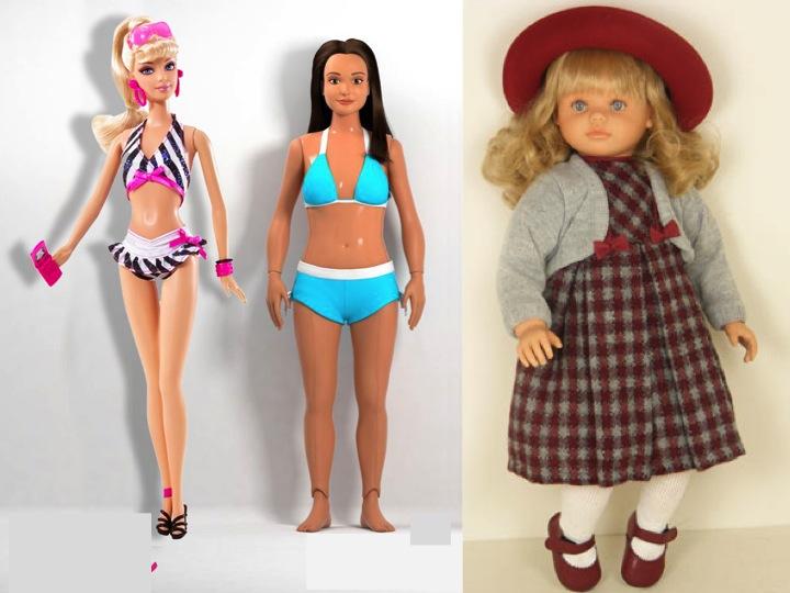 Muñecas: el problema no es (solo) la talla - Isabel Fernández del ...